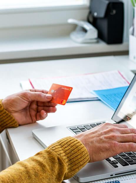 Secure internet shopping - Swedbank