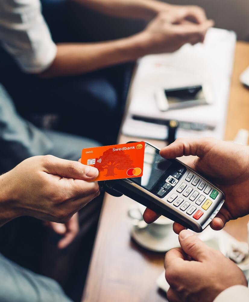 All debit cards - Swedbank