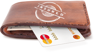 Credit card liability insurance